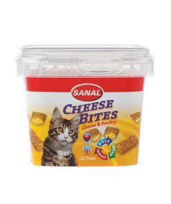Sanal Cat Cheese Bites in Cup