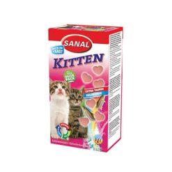 Sanal Cat Kitten