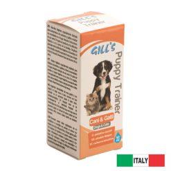 قطره تعلیم ادرار سگ و گربه جیلز ایتالیا 50ml