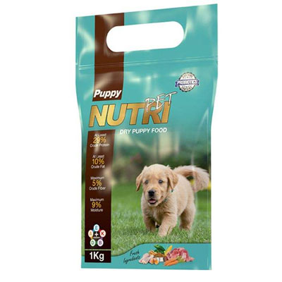 Nutri Pet Puppy Probiotic Dry Puppy Food