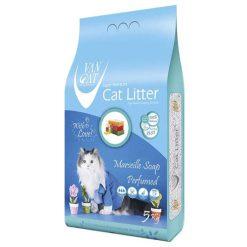 خاک گربه ون کت با رایحه صابون فرانسوی