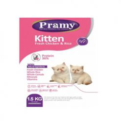 Kitten fresh chicken & rice 36%