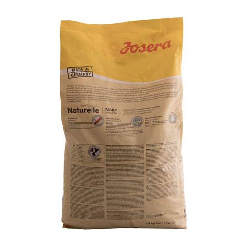غذای خشک گربه عقیم دنتال ناتورال جوسرا بدون غلات