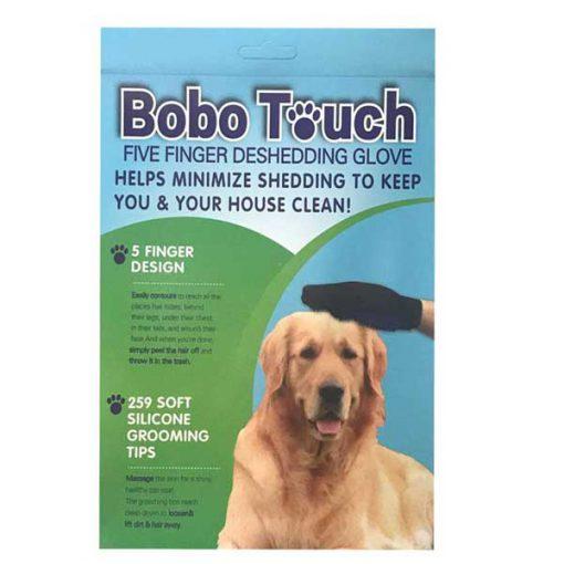 دستکش ماساژ bobo Touch سگ و گربه