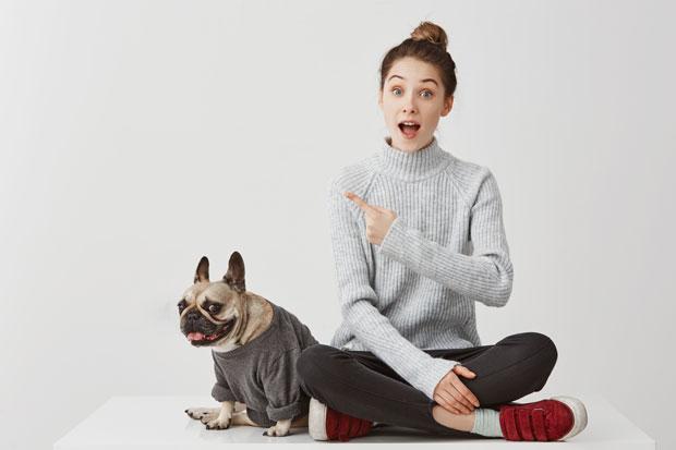 تخلیه انرژی سگ