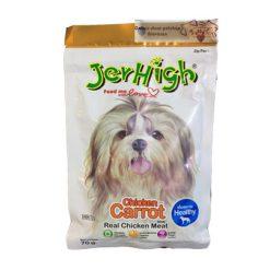 تشویقی سگ جرهای مدل هویج وزن ۷۰گرمی