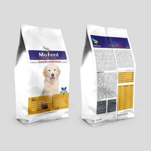 غذای خشک سگ مفید مدل GASTROINTESTINAL