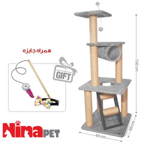 درخت گربه نیناپت مدل F