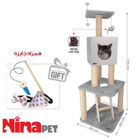 درخت گربه نیناپت مدل K