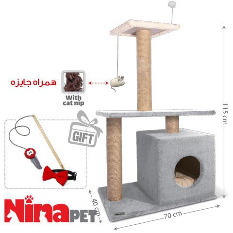 درخت گربه نیناپت مدل V