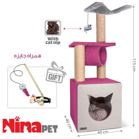 درخت گربه نیناپت مدل Z