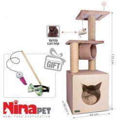 درخت گربه نیناپت مدل A