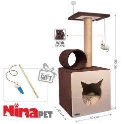 درخت گربه نیناپت مدل C