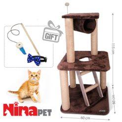 درخت گربه نیناپت مدل E