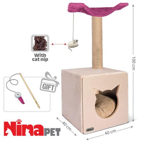 درخت گربه نیناپت مدل S