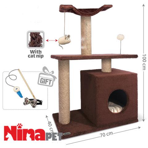 درخت گربه نیناپت مدل W