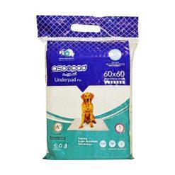زیرانداز بهداشتی سگ آسو ۶۰ × ۶۰ (۵ عددی)