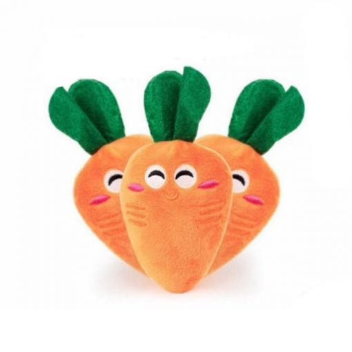 عروسک اسباب بازی سگ طرح هویج