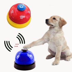زنگ صدادار آموزشی سگ و گربه AK KYC