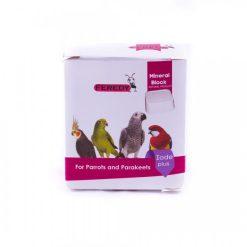 سنگ کلسیم پرنده همراه با ید مخصوص فردی بلژیک