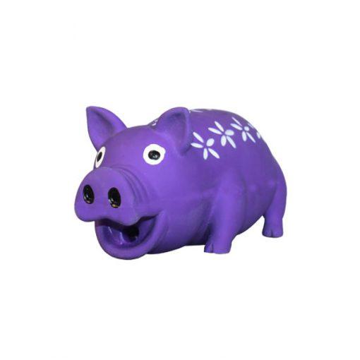اسباب بازی لاتکسی سگ طرح خوک برند Luna