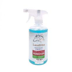 محلول تمیز کننده ترشحات بدن حیوانات (ادرار،مدفوع) landlibe