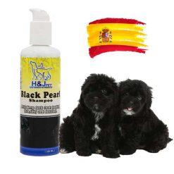شامپو سگ و گربه برای مو های مشکی h&j