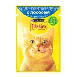 پوچ گربه با طعم جگر فریسکیز - اورجینال