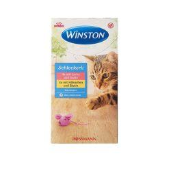 بستنی گربه وینستون دو طعم مرغ و ماهی (۸ عددی)