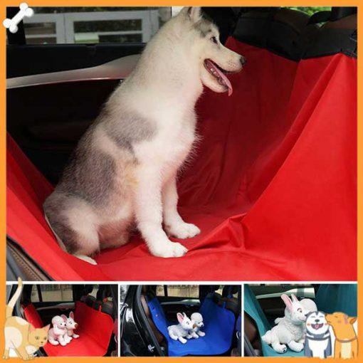 کاور صندلی ماشین سگ و گربه