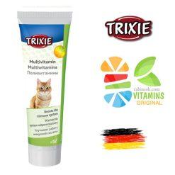 مولتی ویتامین گربه تریکسی 100 گرم
