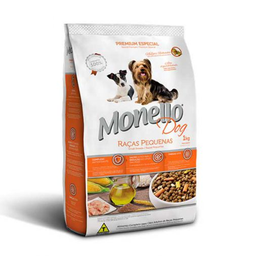 غذای خشک توله سگ مونلو 1kg