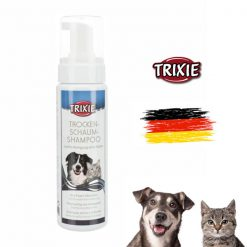 شامپو فوم تریکسی مناسب سگ و گربه (بدون نیاز به آب)