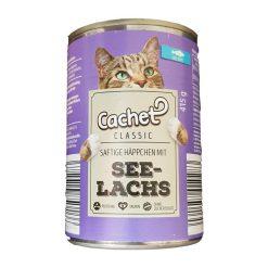 کنسرو گربه کچت طعم ماهی سالمون 415gr