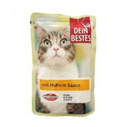 پوچ گربه داین بست حاوی مرغ (100 گرم)