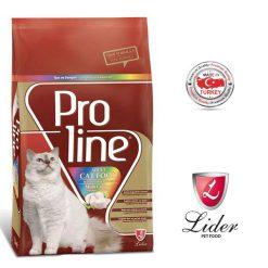 غذا خشک گربه پرولاین مدل مولتی کالر 1.5kg