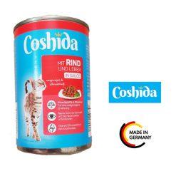 کنسرو گربه کوشیدا طعم گوشت در سس مخصوص 400gr