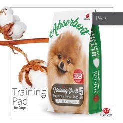 پد بهداشتی سگ مدکوو 60 × 90 (5 عددی)