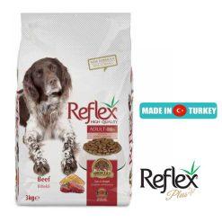 غذای خشک سگ رفلکس طعم بره (نژاد متوسط و بزرگ) 3kg + ارسال رایگان