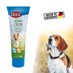 سس غذا خشک سگ بد غذا تریکسی با طعم جگر