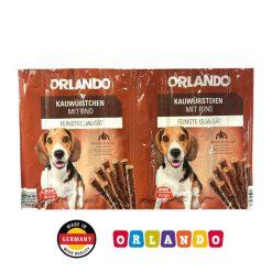 تشویقی مدادی سگ اورلاندو با طعم گوشت گاو 8 عددی